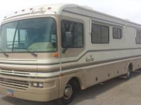 1996 Fleetwood Bounder M-30E. Well kept motorhome.