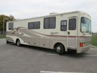 1996 Fleetwood Discovery 36 A 36 foot Class A