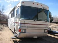 1996 Fleetwood Discovery. 1996 Fleetwood Discovery in
