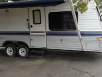 1996 Fleetwood Terry LX. This is a 26 foot 1996