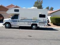 I have a 1996 Fleetwood Tioga Walkabout 20' class c