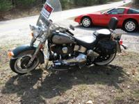 1996 Harley Davidson Softail Special Limited Edition
