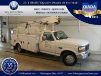 Options Included: Dual Fuel Tanks, Gages, Power Brakes,