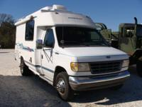 1996 FORD CHINOOK 22FT FULLY SELF CONTAINED INCLUDING