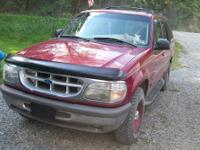 1996 Ford Explorer motor runs great having trouble with