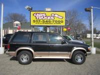 This 1996 Explorer Sport is LOADED and includes the