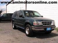 Options Included: 2nd Row Bench Seat, 4-Speed A/T,