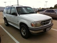 Options Included: N/A1996 Ford Explorer XLT with 193256