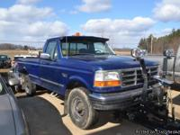 For Sale: 1996 Ford F-250 4x4 with 155,000 mile 351