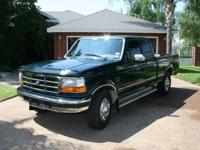 Well maintained 96 F250 7.3 Power Stroke, extended cab.