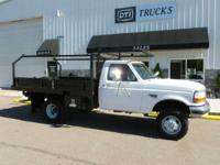 1996 Ford F-350 1996 Ford F-350 9;L Flatbed /