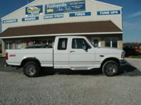 Options Included: 4x4, Anti-Lock Brakes, Driver Airbag,