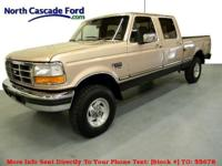 Options Included: 4WD Or AWD, Turbo Diesel Engine, XLT