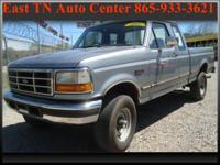 Options Included: Rear Bench Seat, Radial Tires, Cloth