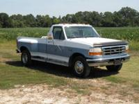Options Included: N/A!!!7.3L POWERSTROKE TURBO