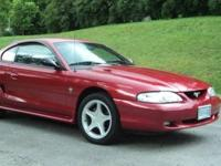1996 Ford Mustang 3.8L V6 Automatic 145K Miles Power