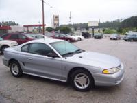 Options Included: N/A1996 Ford Mustang! Super Clean!