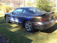 Used 1996 Ford Mustang 137,000 Miles 4.6V8 Has new