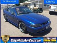 Look at this hot sporty Ford Mustang GT Convertible and