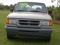 This listing is for a 1996 Ford Ranger. Tan Exterior