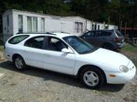 1996 Ford Taurus GL Station wagon 193,000 miles. Runs