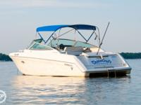 This 28' Formula 1996 Express 280 Sun Sport is a