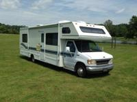 ,;;1996 Four Winds 290 29' Class C Motorhome. 460hp