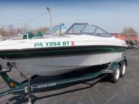 Fresh water use!!!! Clean Clean!! Boats Bowrider 4198