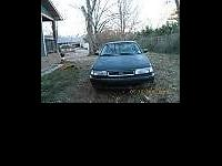 For sale a 1996 G20 Infiniti automatic 4 cyl. 4 door