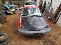 1996 geo metro 3cyl 5 speed 2 door hatch back 205000