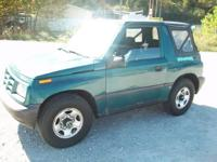 Options Included: 4x4, Passenger Airbag, Driver Airbag,