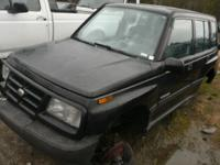 '96 Geo Tracker 4X4 - Offering partly. Excellent