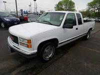White, 96k miles, automatic, tow package, clean blue