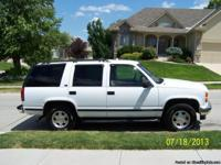For Sale:  1996 GMC Yukon 4 x 4.  Phoenix