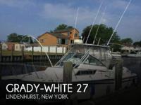 1996 Grady-White 27 - Stock #088529 -