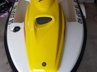 Excellent condition 1996 GTI Sea doo, 3 seat, garage