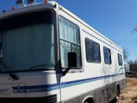 1996 Gulf Stream Sun Voyager Class A. Equipped with a