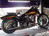 1996 Harley Davidson FXSTSB1996 Harley Davidson FXSTSB