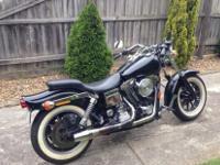 1996 Harley-Davidson Dyna Wide Glide 1340 (FXDWG) IN