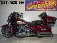 1996 Harley Davidson Electra Glide Classic Motorcycle