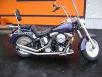 1996 Harley-Davidson Fatboy Oldie but goodie