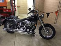 1996 Harley-Davidson FLSTC TRUE MILEAGE UNKNOWN