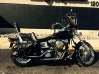 1996 Harley-Davidson FXDWG LOADED SUPER CLEAN