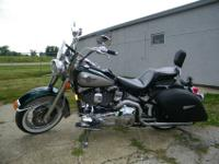 Thanks for taking a look at this lovely 1996 Harley