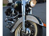 Year: 1996Make: Harley-DavidsonModel: Heritage Softail