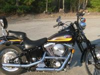1996 Harley BAD BOY!!! Runs and drives great. Had new