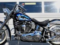 1996 Harley Davidson Softail Deluxe Custom Paint, Lots