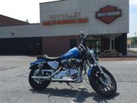 1996 Harley-Davidson XL-1200 Sportster Bobber tank and