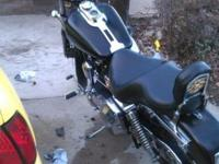 1996 Harley Dyna Lowrider with reconstructed motor