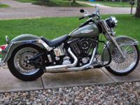 Make: Harley Davidson Model: Other Mileage: 8,440 Mi